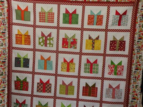 christmas gifts quilt quilting christmas pinterest