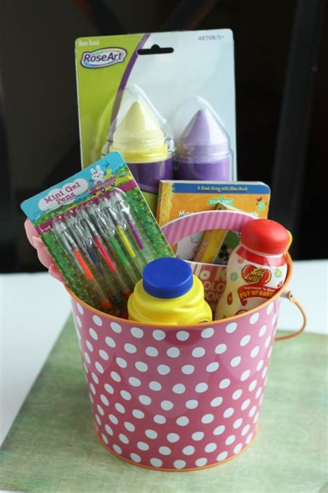 easter basket ideas top 50 easter basket gift ideas healthy ideas for kids