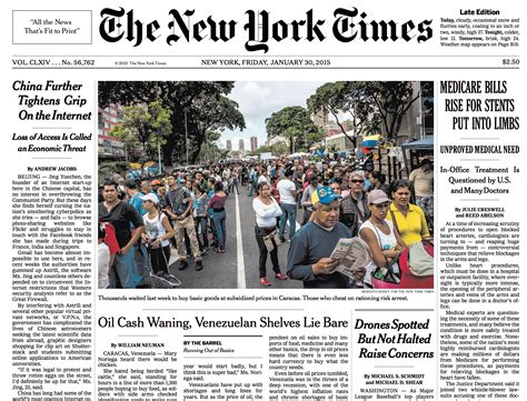 Baremiinerals In The New York Times by Colas De En Primera Plana New York Times