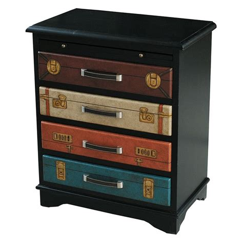 suitcase dresser nice suitcase drawer dresser home at last pinterest
