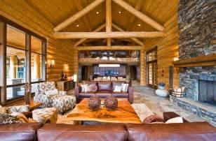 log cabin rooms 20 cabin living room designs ideas design trends
