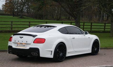 bentley onyx gtx used bentley continental gt onyx gtx v8 mulliner cheshire
