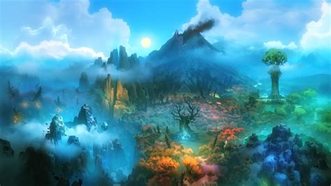Is 2d Blind Ori And The Blind Forest Worldmap By Jastorama On Deviantart