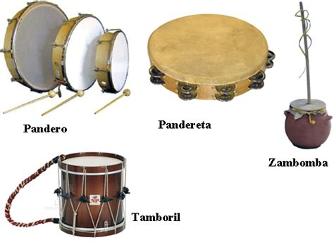 imagenes de instrumentos musicales membranofonos musica folcl 243 rica