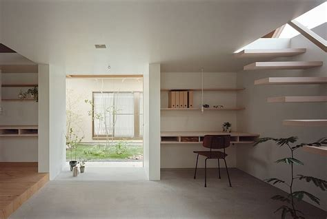 Small Townhouse Floor Plans by Minimalist Home Extension In Japanese Style By Ma Style