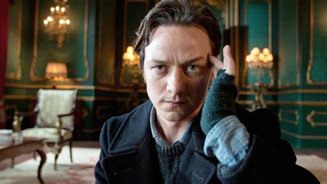 james mcavoy wanted 2 james mcavoy talks x men wanted 2 the crow youtube