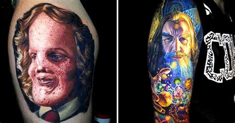 tattoo artist fail magnificent colored tattoos by jamie schene tattoodo