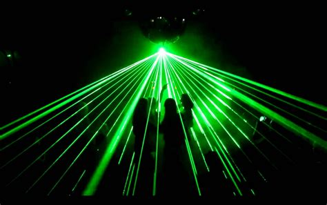 Secrets Of Time laser show for adrenalize secrets of time