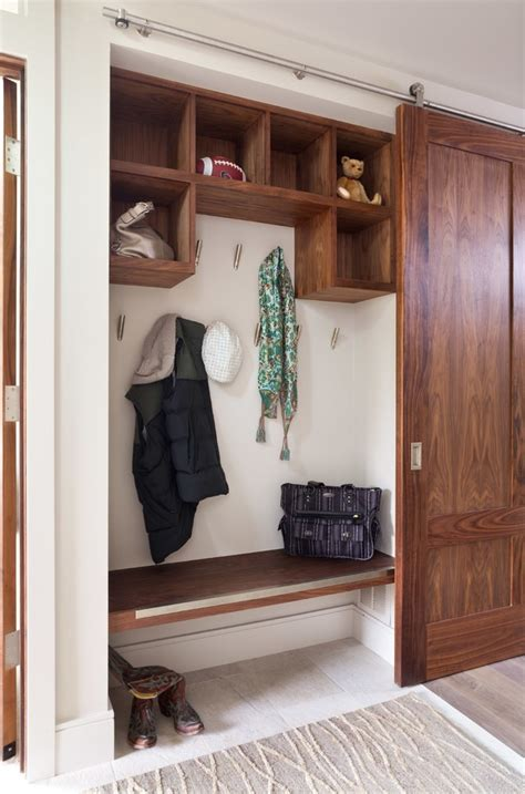 Modern Coat Closet by Coat Closet Ideas With California Closets