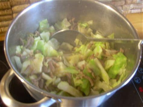 comment cuisiner le chou pointu id 233 e minute pour chou pointu le gac de fallais