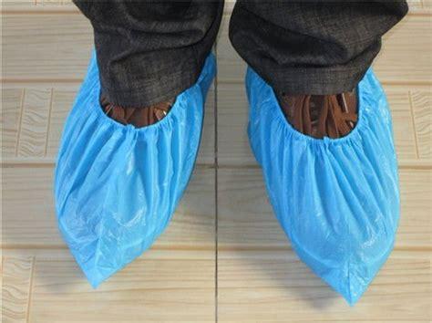 Shoe Plastic Cover disposable plastic cpe shoe covers buy cpe shoe