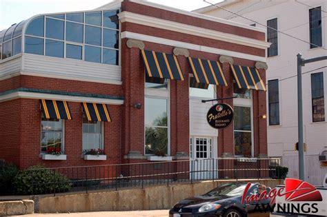custom awnings image awnings custom commercial awnings by image awnings