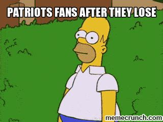 Patriots Lose Meme - patriots fans after they lose