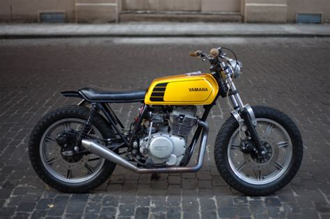 Faves: 1977 Yamaha XS400 Tracker ? BikeBound