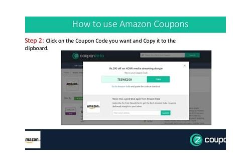 free coupon code for amazon india