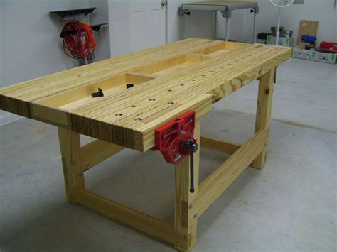 wooden work bench for sale 6 things to check in a workbench for sale