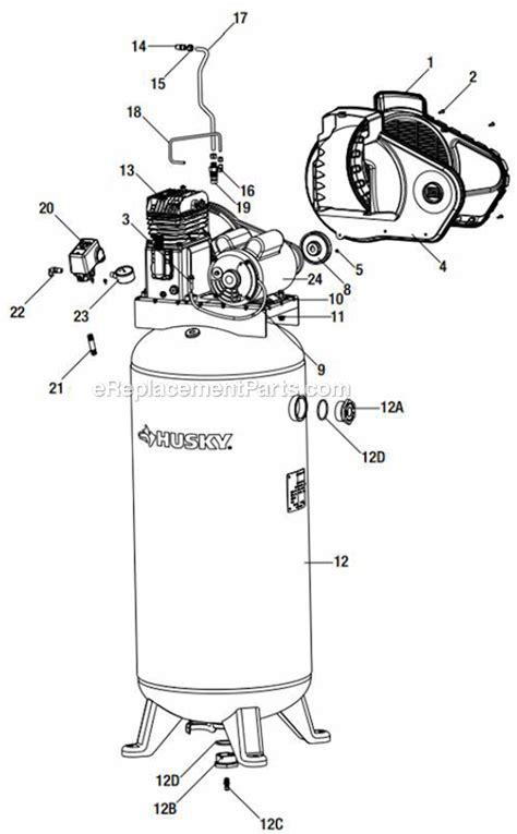 husky c602h parts list and diagram ereplacementparts