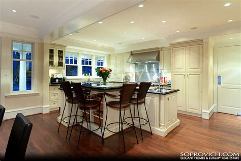 custom gourmet kitchen with center island pricey pads