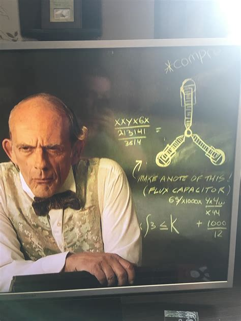 flux capacitor and the beanstalk and the beanstalk 2009 when suddenly i saw this