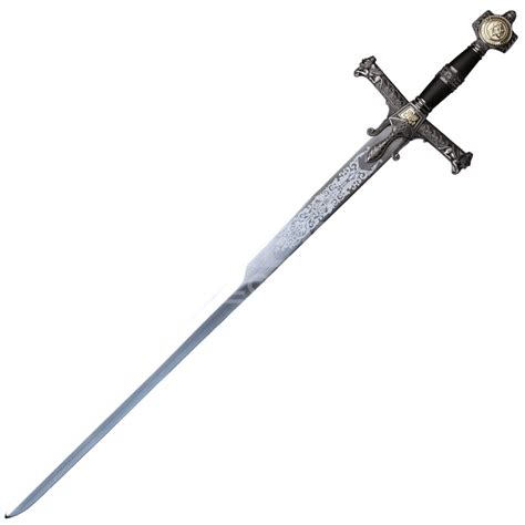 black sword black sword of king solomon mc ks 4914bk by