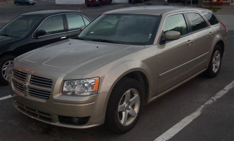 file 2008 dodge magnum jpg wikimedia commons