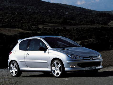 car peugeot 206 peugeot 206 3 doors specs 2002 2003 2004 2005 2006
