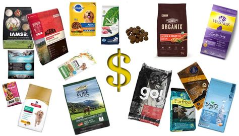 best food for the money 2018 food prices 30 top food brands price for value