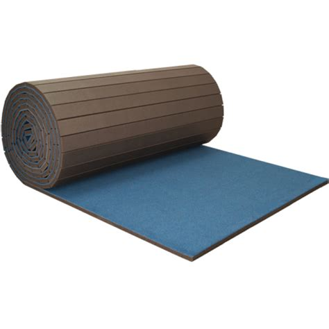 Roll Out Mat by Flexi Roll Mat Cartwrights Sports