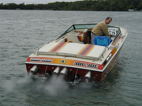 wellcraft deck boat wellcraft scarab 300 flat deck boat for sale from usa
