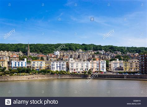 houses to buy in weston super mare weston super mare old town somerset uk stock photo royalty free image 60417390 alamy