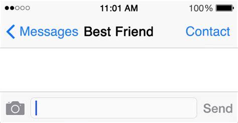 texts  send   friend