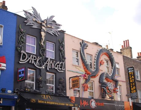 things to do in camden town / islington, london