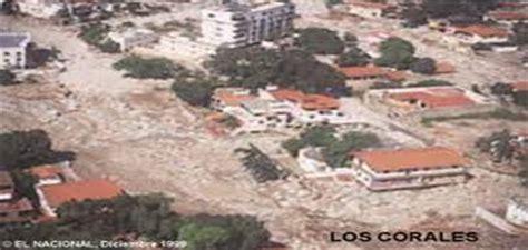 imagenes y videos de la tragedia de vargas influencia de los desastres naturales en la poblacion