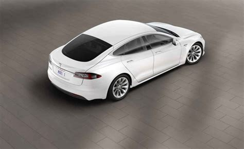 Tesla Model S Made By Tesla Working On Changes To Autopilot Driver Assistance