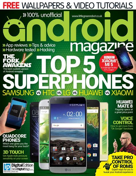 android magazine android magazine all issues read pdf free