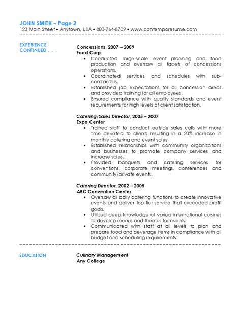 Retirement Specialist Cover Letter by Catering Resume