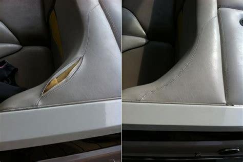 marine vinyl seat repair pin by fibrenew ta on leather and vinyl restoration