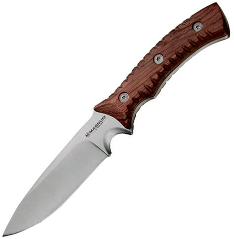 magnum knives bom02832 boker magnum survival fixed blade knife