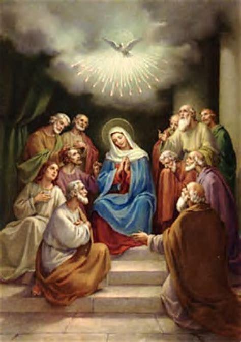 The Apostle Of Holy Motherhood symbols of the holy spirit conservapedia