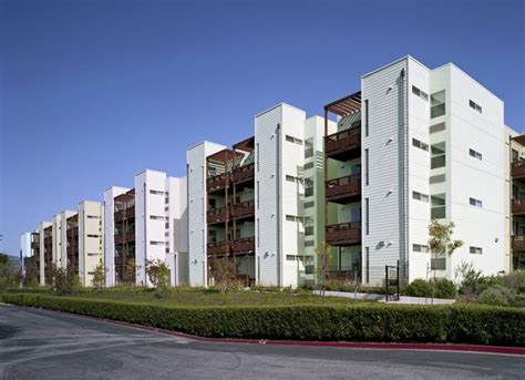 San Jose California Excellence In Affordable Housing Design At Paseo Senter Hud User