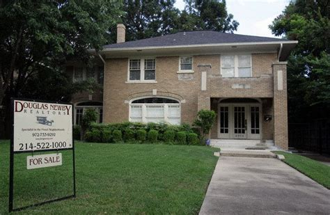 dallas ft worth real estate sizzling home prices