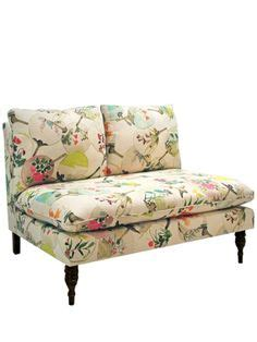 armless settees 1000 images about the armless settee on pinterest