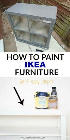 how to paint ikea furniture 1000 ideas about ikea furniture makeover on pinterest