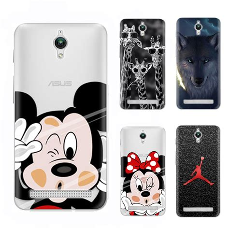 Backdoor Backcover Asus Zenfone Go 4 5 Zc451tg Casing cover for asus zenfone go zc451tg 4 5 painted tpu phone back cover for asus