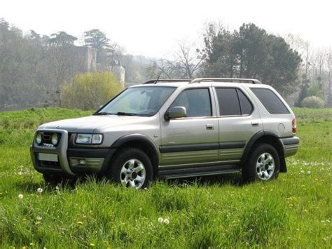opel frontera lifted 2 quot body lift kit vauxhall opel frontera b series lwb ebay