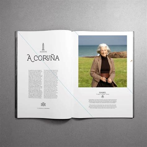 design magazine interview magspreads editorial design and magazine layout