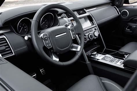 land rover inside view 2017 land rover discovery first drive review automobile