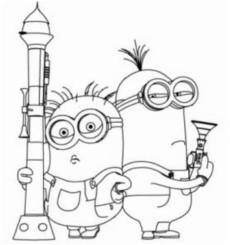 despicable me coloring pages 2015 z31 coloring page