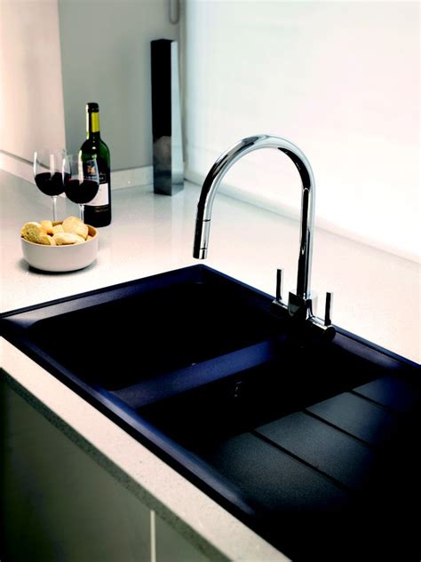 hotpoint branch out into kitchen sinks and taps