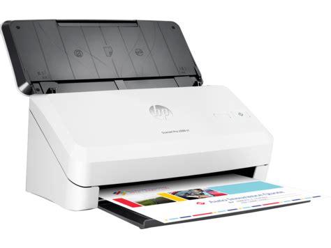 hp scanjet pro 2000 s1 sheet feed scanner(l2759a)  hp